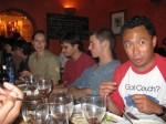 Couchsurfing meeting in Antananarivo