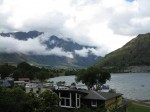 Leaving Queenstown