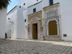 In Tunis' medina