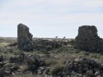 Ruined houses atop Jugurtha's Table