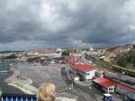 Leaving Strömstad