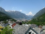 The town of Odda