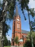 A Sundsvall church