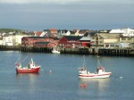 Vardø's harbour