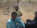 At the roadside