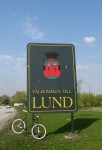 Arriving in Lund