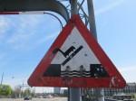 Mind the bridge!