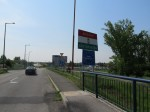 Proper border-crossing into Hungary