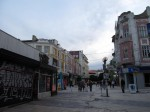 Part of Varna's main shopping street