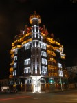 Posh Batumi at night