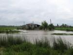... flooded ...