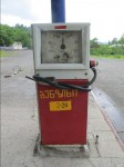 Petrol station, Jvari