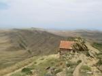 Left of the ridge: Azerbaijan, right: Georgia