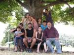 My extended host family