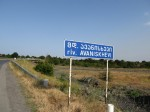My guide for the next days: the Avaniskhevi river