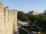 Old city wall, Baku