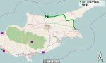 Girne/Kyrenia - Gazimaǧusa/Famagusta