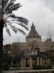 The Basilica of the Annunciation, Nazareth