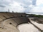 Restored Roman amphitheatre, Caesarea