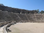 One of the best-preserved amphitheatres in Israel