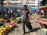 Antananarivo market (not THAT market, and not THE guy)