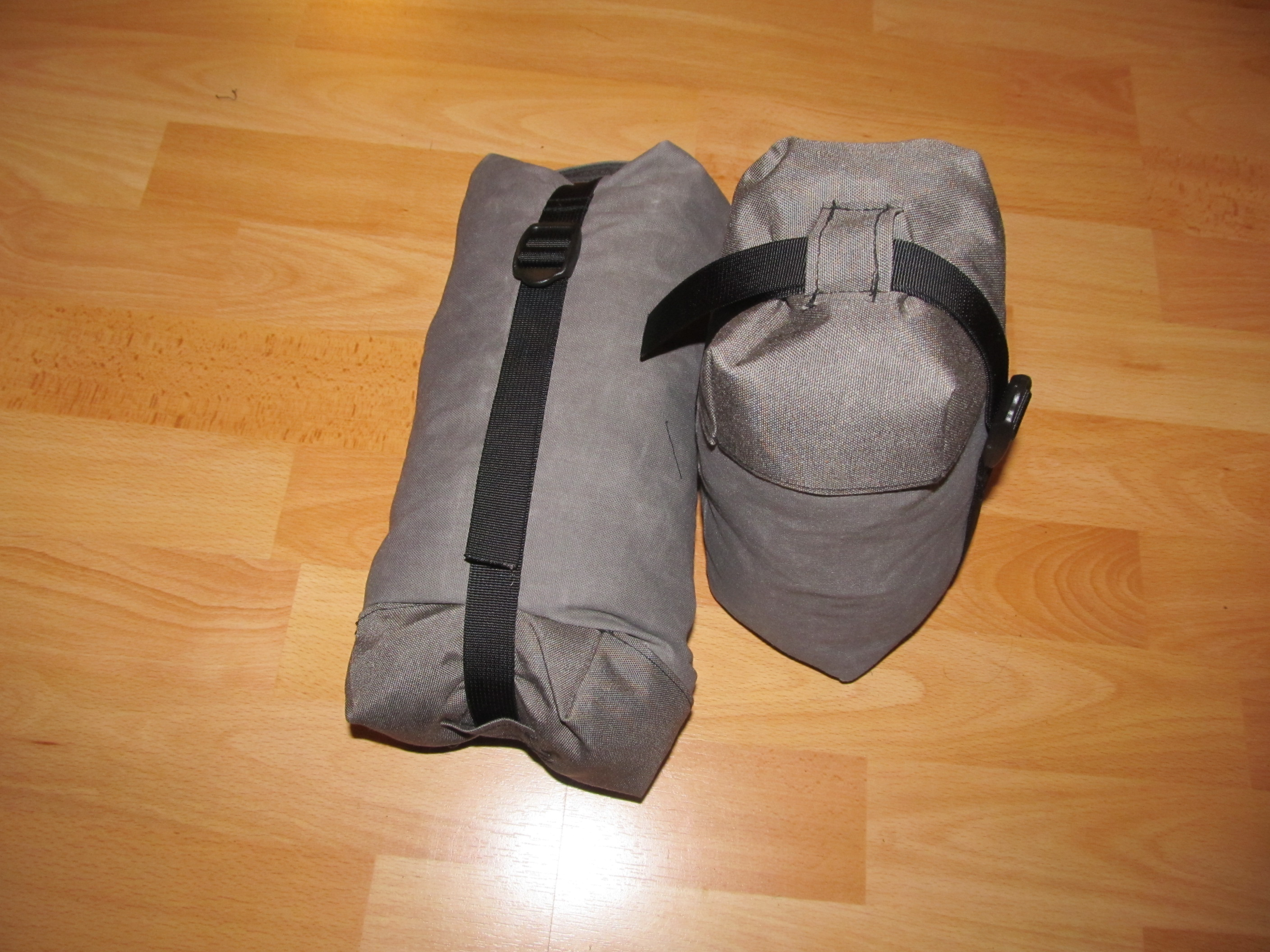 Tent bags & DIY Tent Compression Bags | On My Todd
