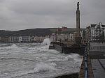 Heavy wind in Douglas