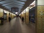 Yakub Kolas Square metro station